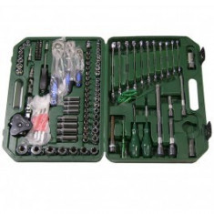 Trusa chei tubulare Dr. Master Tool 121 piese , 1/4 3/8 1/2