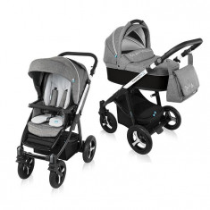Baby design husky wp 10 black 2016 - carucior multifunctional 2 in 1
