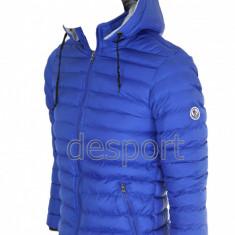 Geaca barbati Moncler - Model NOU - Bleu - Culori diverse - gen zara, Marime: XS, S, M