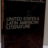 UNITED STATES & LATIN AMERICAN LITERATURE , VOL III , 1971