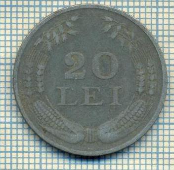 7662 MONEDA- ROMANIA - 20 LEI - anul 1942 -starea ce se vede foto
