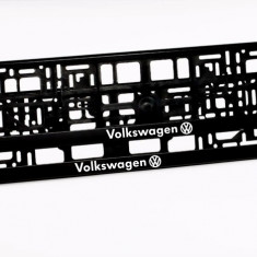 Suporti numar inmatriculare VW (set 2 buc) - Suport numar Auto
