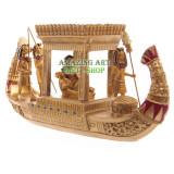 Barca egipteana - Barca Pescuit