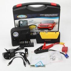Trusa de urgenta (robot pornire, compresor, cutter, ciocan spart geamuri, etc.)