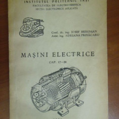 Masini electrice cap.17-28 - Carti Electronica