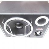 Subwoofer Activ KGK, 500W (subwoofer + amplificator)