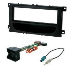 Kit complet de instalare player - Ford Focus, Mondeo, S-MAX, C-MAX (cu sertar) - Pachete car audio auto Top Car