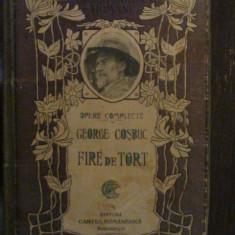 Fire de tort - Carte veche