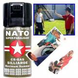 Spray de autoaparare cu piper, Nato (SPN2)