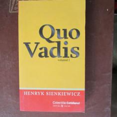 Quo vadis vol.1