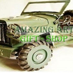 Macheta masina armata - Macheta auto