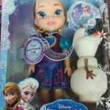 Papusa Ana muzicala + Olaf