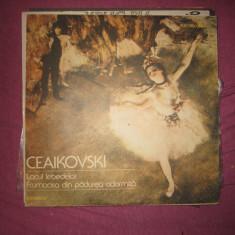 Vinil ca nou ceaikovsky lacul lebedelor - Muzica Opera electrecord