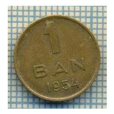 7675 MONEDA- ROMANIA - 1 BAN - anul 1954 -starea ce se vede