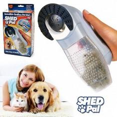 Aparat vacuum Shed Pal, pentru inlaturarea parului de animale