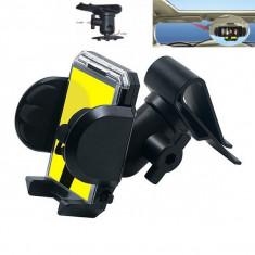Suport telefon pentru parasolar (AR-09HD02) - Suport auto