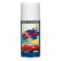 Spray lac incolor baza rezistent la benzina 150ml - Solutie curatat plastic Auto