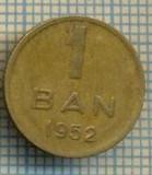 7652 MONEDA- ROMANIA - 1 BAN - anul 1952  -starea ce se vede