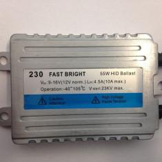 Balast Xenon SLIM digital, FAST START, 55W 12V