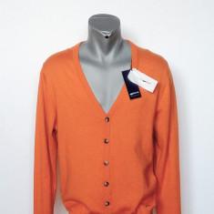 Cardigan barbat GAS, marimea L, ORIGINAL - Pulover barbati, Marime: L, Culoare: Orange