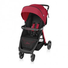 Baby design clever- 02 red 2016 carucior sport