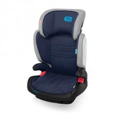 Espiro gamma fx - scaun auto cu isofix 15-36 kg 03 navy 2016 - Scaun auto copii