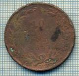 7640 MONEDA- ROMANIA - 10 BANI - anul 1867 WATT&CO  -starea ce se vede