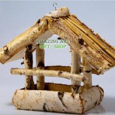 Casuta lemn - Arta locala
