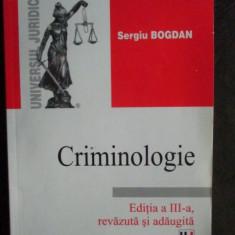 Criminologie - Carte Criminologie