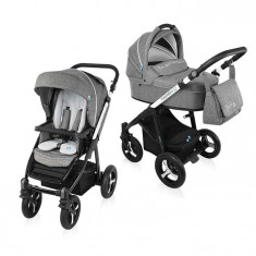 Baby design husky wp 07 melange 2016 - carucior multifunctional 2 in 1