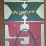Algebra. Manual pentru anul 1 liceu - Carte Matematica