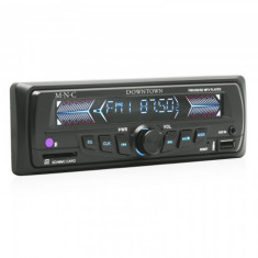 Player auto M•N•C DownTown Black cu USB/SD/MP3/Radio - CD Player MP3 auto