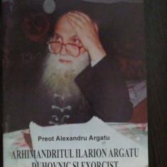 Arhimandritul Ilarion Aragtu, duhovnic si exorcist