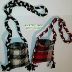 Mini traista traditionala - Arta locala
