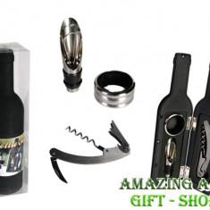 Set cadou model sticla - Accesorii golf