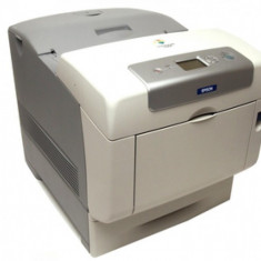 Imprimanta EPSON C4200, 35 PPM, USB, Parallel, 1200 x 1200, Laser, Color, A4 - Imprimanta laser color