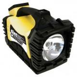 Compresor auto Carpoint 4 in 1 12V multifuncional cu lanterna cu halogen, starter de urgenta si priza de iesire bricheta