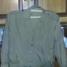 SCURTA MILITARA DE VARA MARIMEA 44/2, DE DAMA . - Uniforma militara, Culoare: Khaki