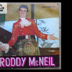 Roddy Mc Neil, disc vinil/vinyl single Electrecord