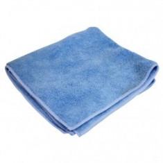 Laveta microfibra Carpoint absorbanta pentru orice suprafata umeda sau uscata, 30x30 cm, 1 buc.