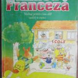 Limba franceza. Manual clasa a 3-a, anul 2 de studiu - Carte educativa