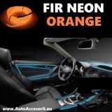 Fir NEON culoare ORANGE (lungime 1M)