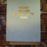 """Tiberiu Pop - Medicina nucleara in diagnosticul clinic """"A4651"""" - Carte Diagnostic si tratament"""