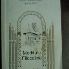 Meditatii Filocalice