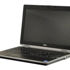 Laptop Dell Latitude E6530, Intel Core i7 Gen 3 3640QM 2.7 GHz, 8 GB DDR3, 256 GB SSD, DVDRW, nVidia NVS 5200M, Wi-Fi, Bluetooth, Webcam, Card, 2501-3000Mhz, Diagonala ecran: 15
