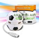 USB hub tip minge de fotbal - Jucarie de colectie