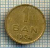 7651 MONEDA- ROMANIA - 1 BAN - anul 1954  -starea ce se vede