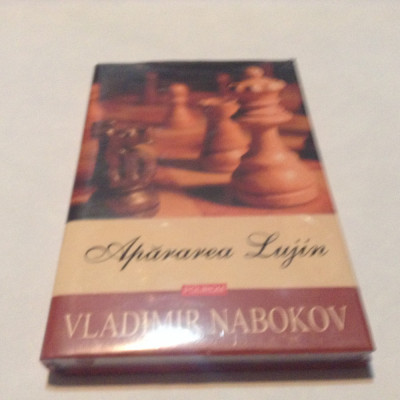 Apararea Lujin Vladimir Nabokov  ,RF6/1 foto