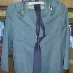 COSTUM MILITAR DE IARNA ( CANGARD) MARIMEA 46/2 DE DAMA - Uniforma militara, Culoare: Khaki