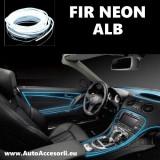 Fir NEON culoare ALB (lungime 1M)